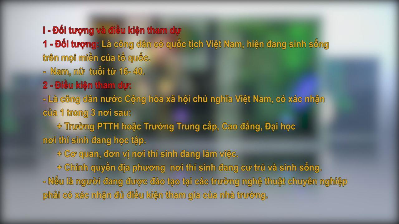 Sân chơi thi giọng hát hay Dân ca Quan họ Bắc Ninh