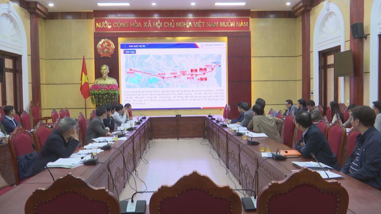 UBND tỉnh Bắc Ninh làm việc về dự án đầu tư xây dựng, cải tạo nâng cấp Quốc lộ 1 đoạn Hà Nội - Bắc Giang
