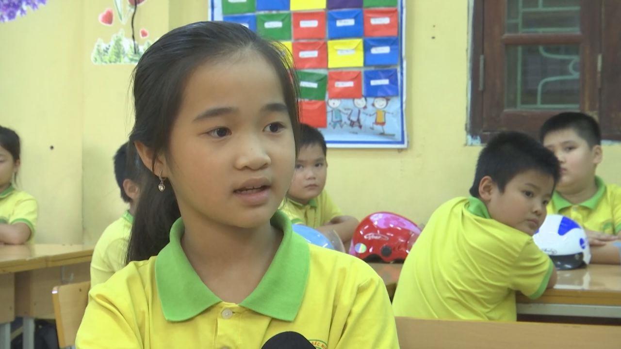 Tăng cường giáo dục kỹ năng sống cho học sinh tiểu học