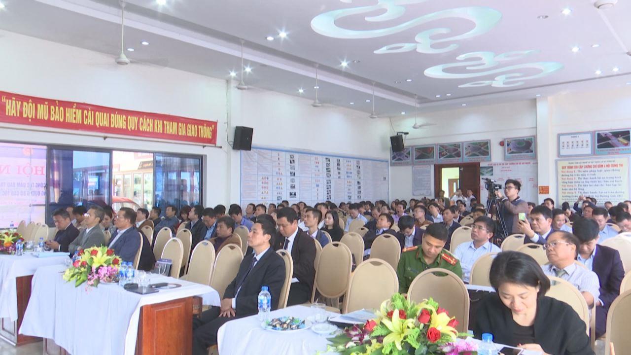 Hội nghị trực tuyến tập huấn Luật Quốc phòng năm 2018