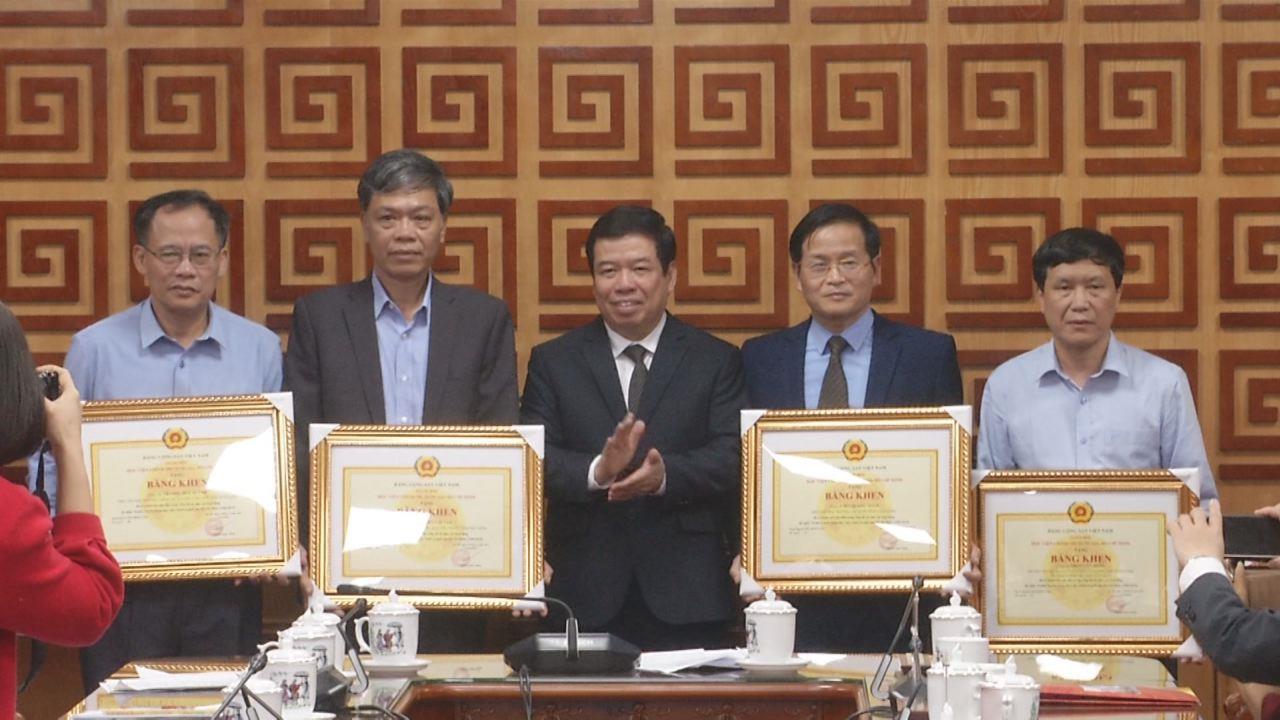 Tổng kết công tác thi đua năm 2019 các Trường Chính trị  khu vực Đồng bằng Sông Hồng