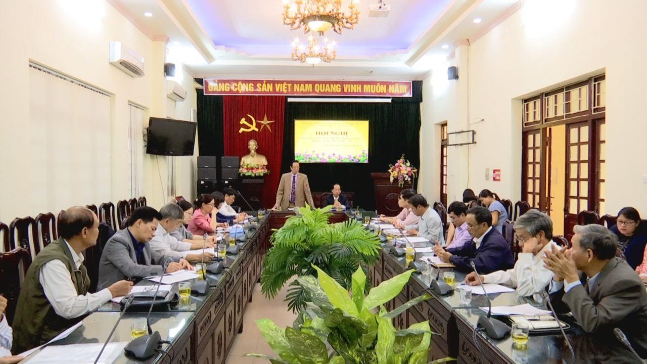 Tổng kết thi đua Khối các Tổ chức xã hội, Tổ chức xã hội nghề nghiệp