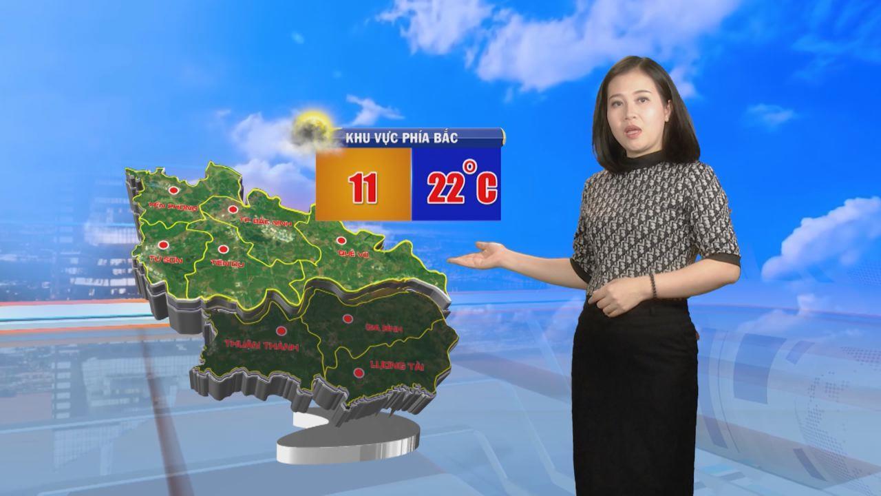 Bản tin dự báo thời tiết đêm 03 ngày 04/12/2019