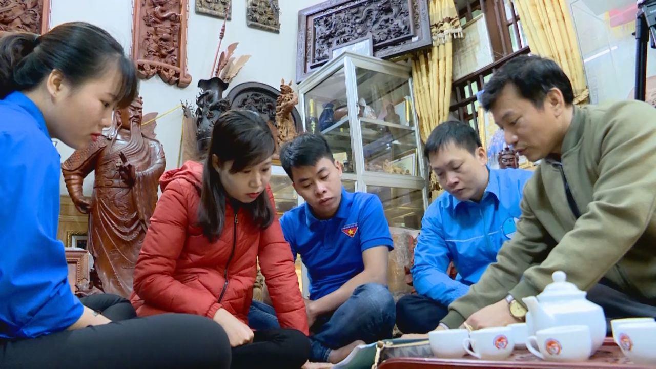 Tuổi trẻ thị xã Từ Sơn xung kích phát triển kinh tế