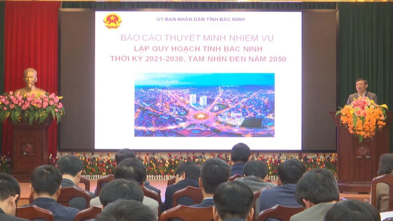Sở Kế hoạch và Đầu tư lấy ý kiến đóng góp Quy hoạch tỉnh Bắc Ninh giai đoạn 2021-2030, tầm nhìn đến 2050