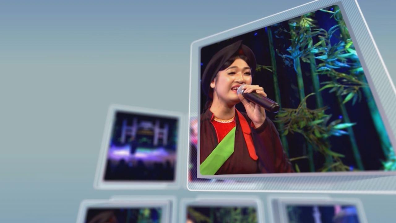 Thi giọng hát háy Dân ca QH năm 2019
