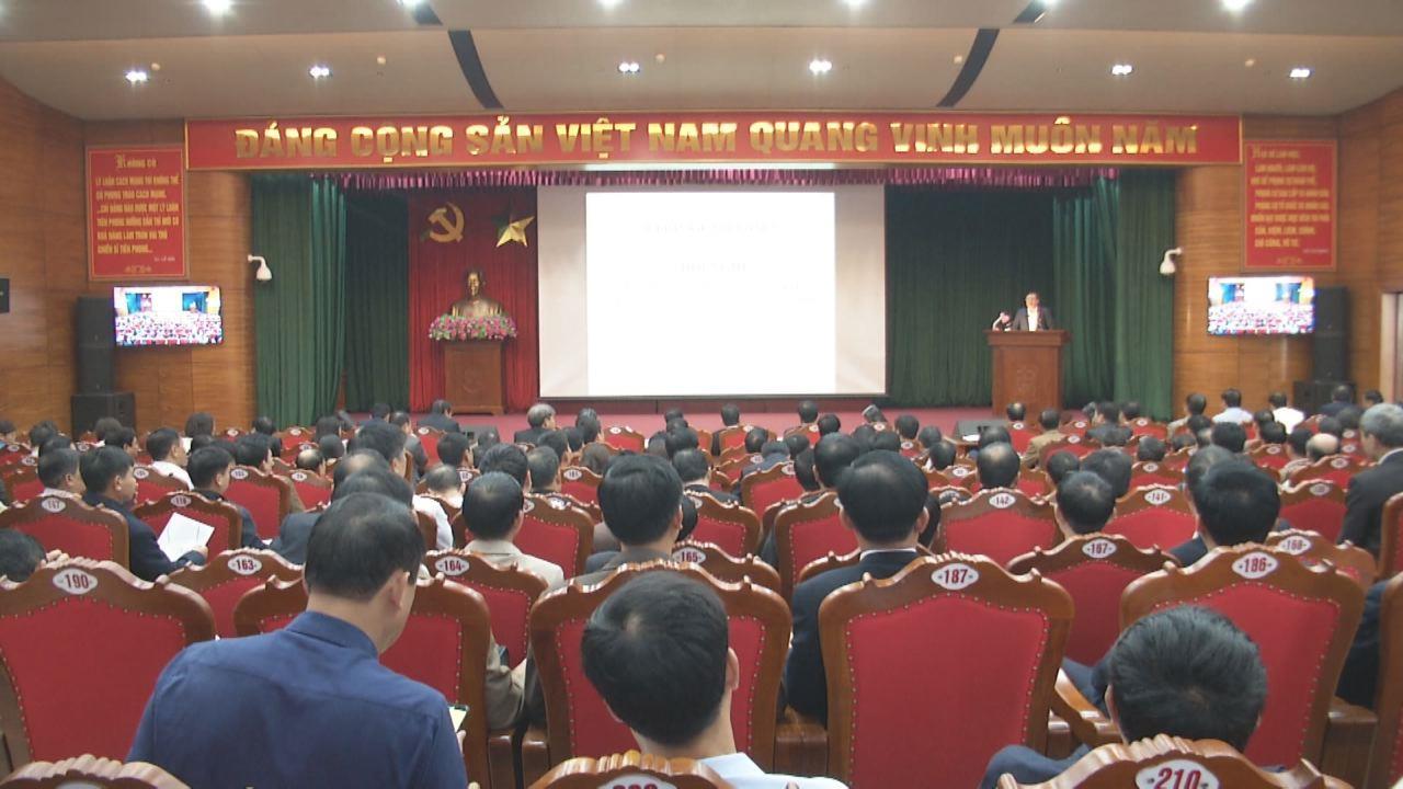 Tập huấn nghiệp vụ công tác kiểm tra, giám sát, kỷ luật của Đảng