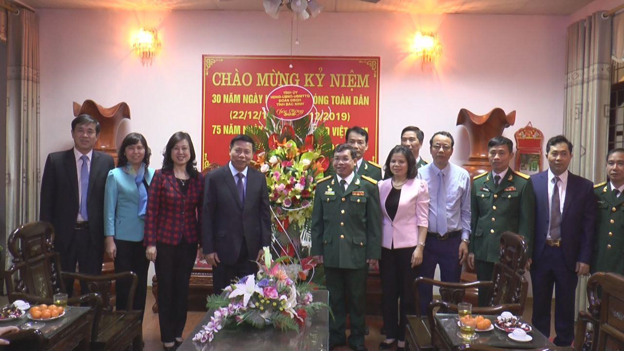 Đại hội Đại biểu MTTQ huyện Yên Phong khóa XX, nhiệm kỳ 2019 – 2024