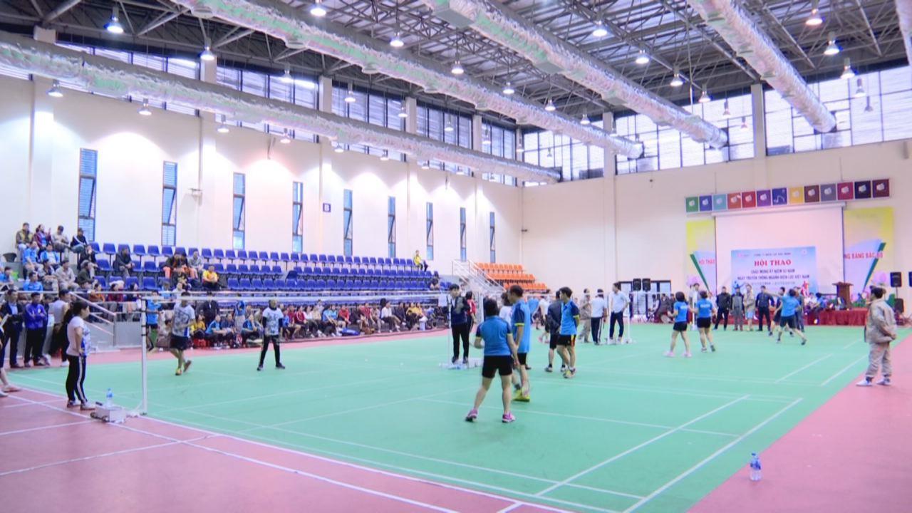 Hội thao ngành Điện lực Bắc Ninh năm 2019