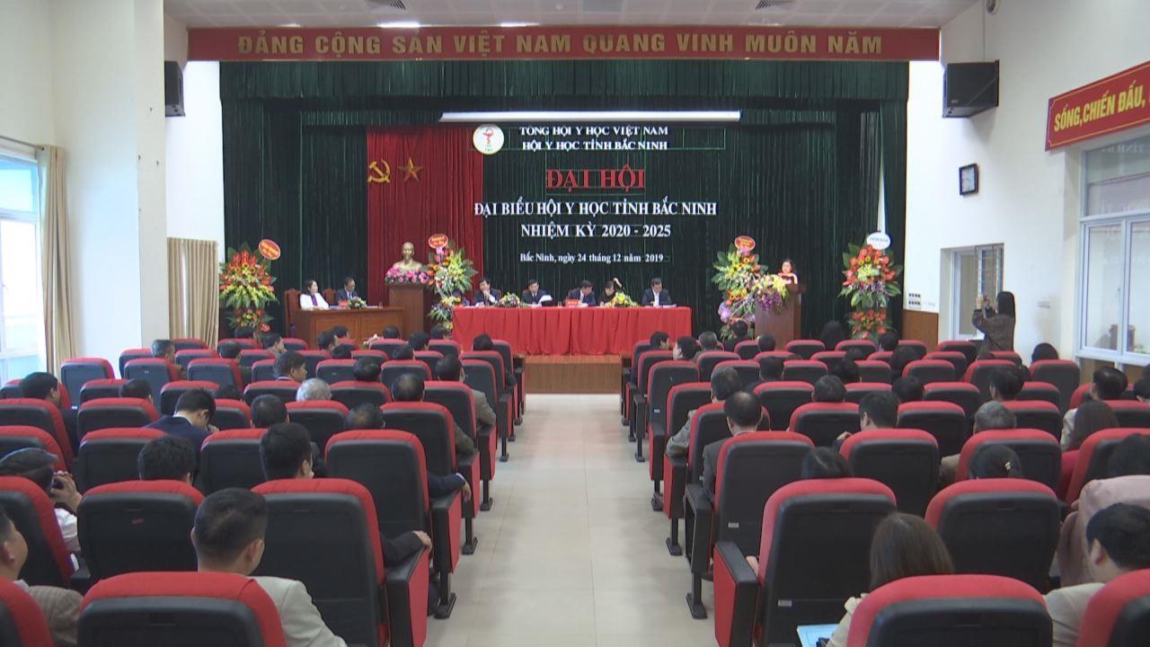 Đại hội Hội Y học tỉnh Bắc Ninh lần thứ II nhiệm kỳ 2020 – 2025