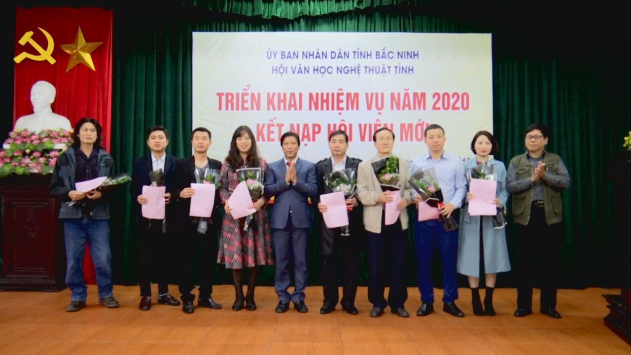 Hội Văn học nghệ thuật tỉnh triển khai nhiệm vụ năm 2020