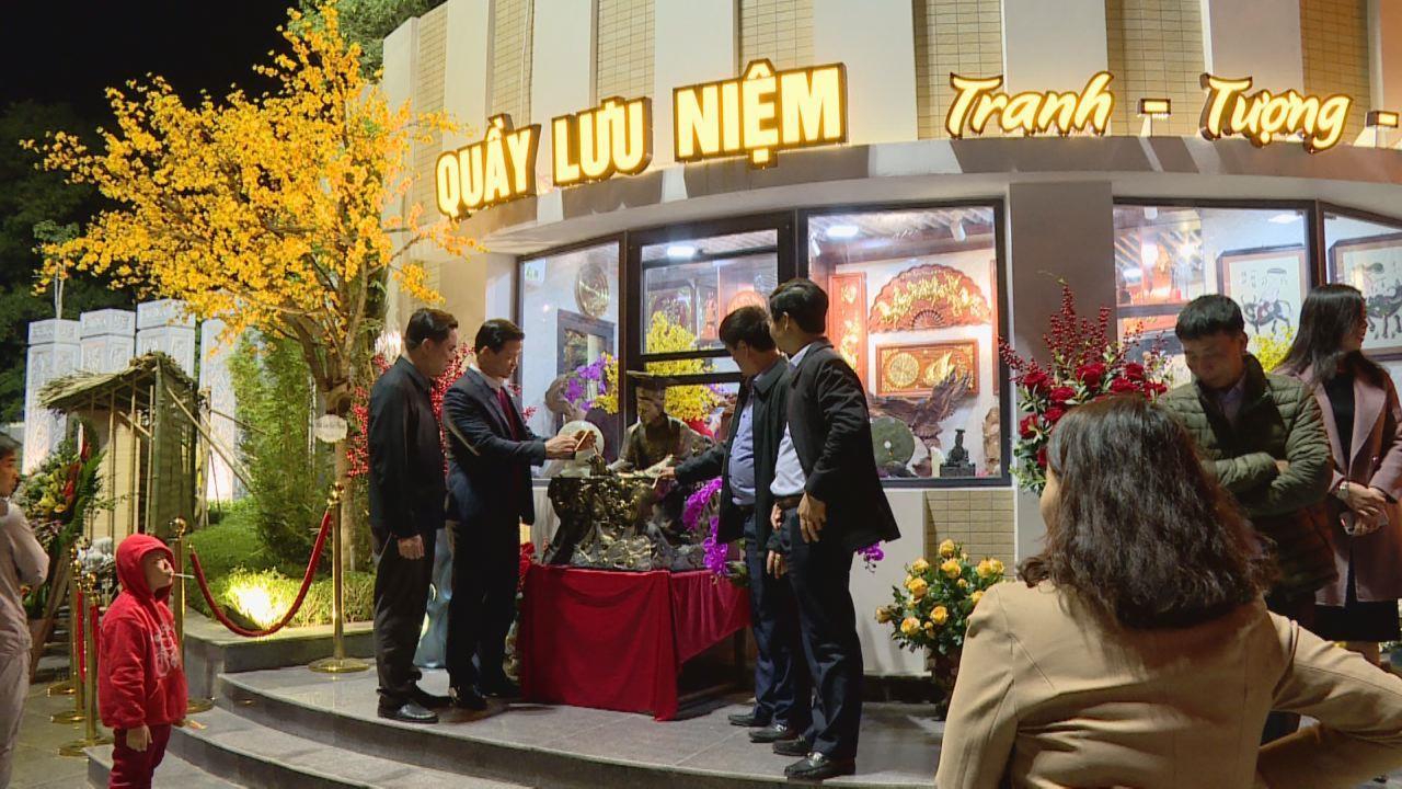 Thành phố Bắc Ninh khai trương khu dịch vụ và các hoạt động văn hóa nghệ thuật