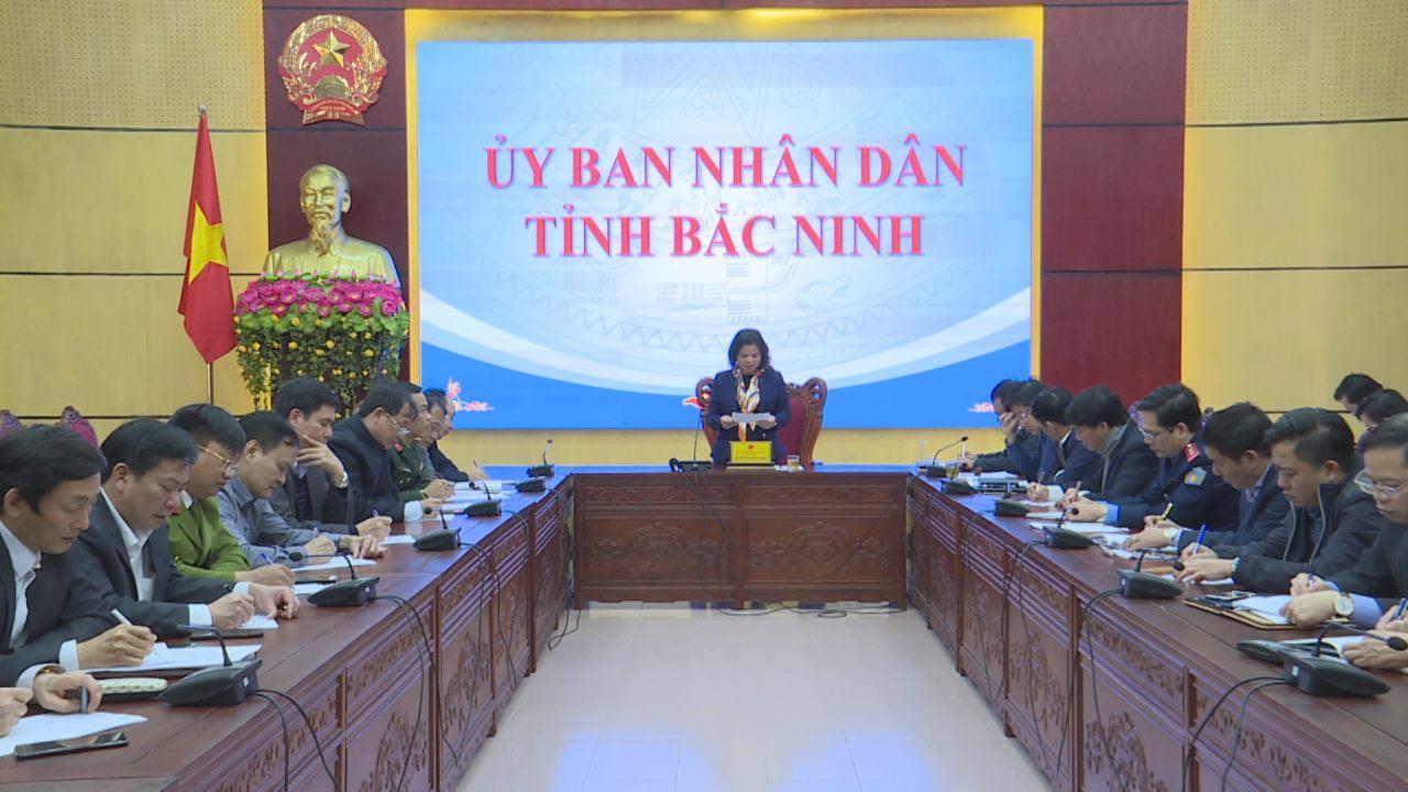 Ủy ban ATGT quốc gia triển khai nhiệm vụ năm 2020