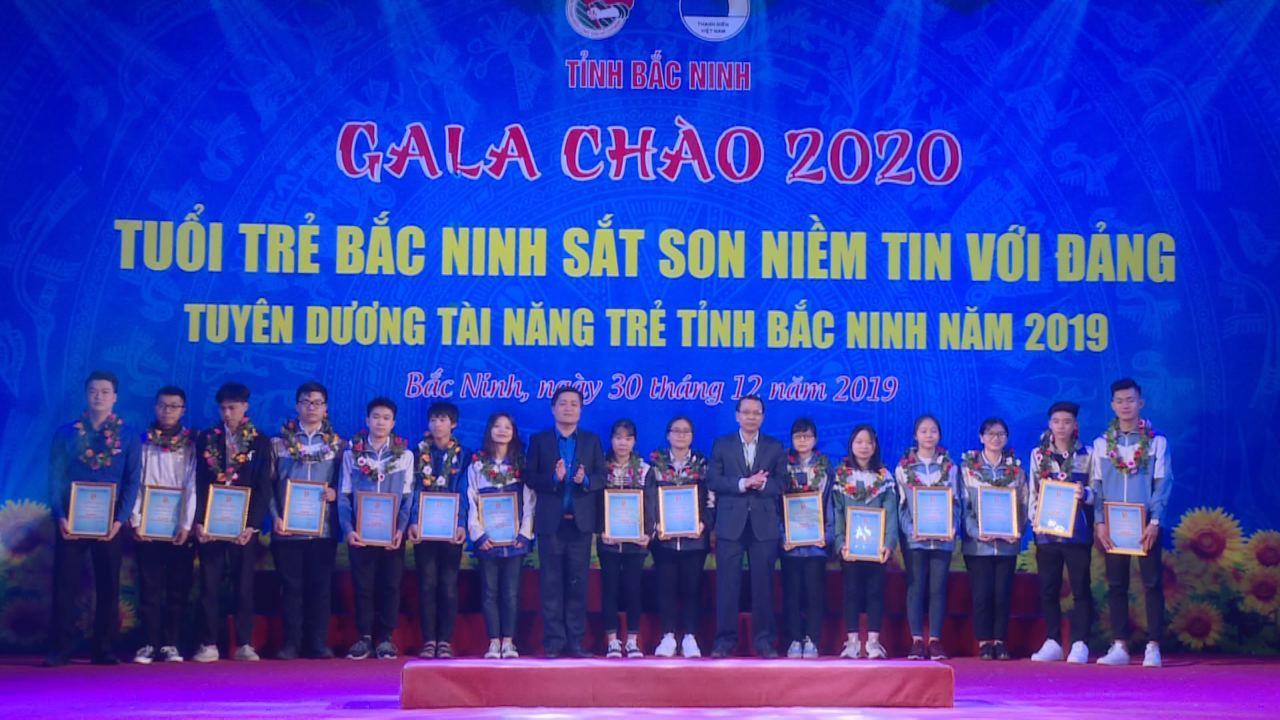 """Gala chào 2020 – """"Tuổi trẻ Bắc Ninh sắt son niềm tin với Đảng"""""""