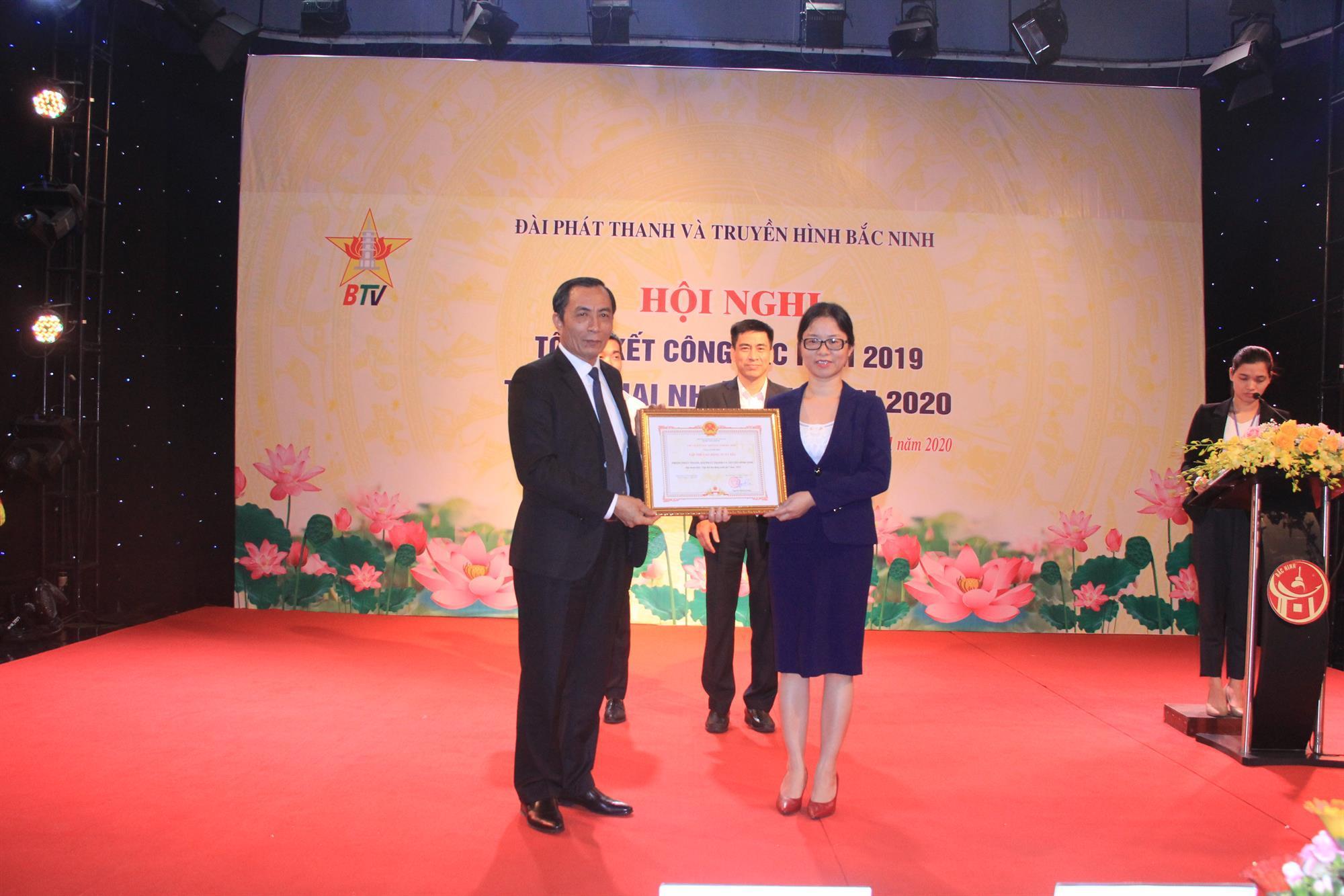 Đài Phát thanh và Truyền hình Bắc Ninh triển khai nhiệm vụ năm 2020
