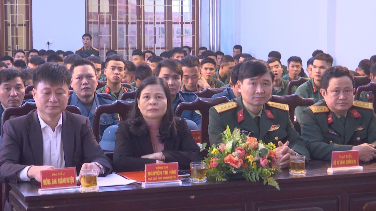 Các địa phương đón nhận quân nhân xuất ngũ trở về địa phương