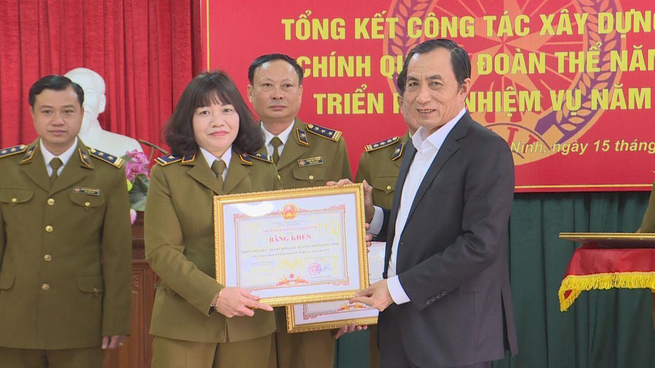 Cục Quản lý thị trường Bắc Ninh triển khai nhiệm vụ 2020