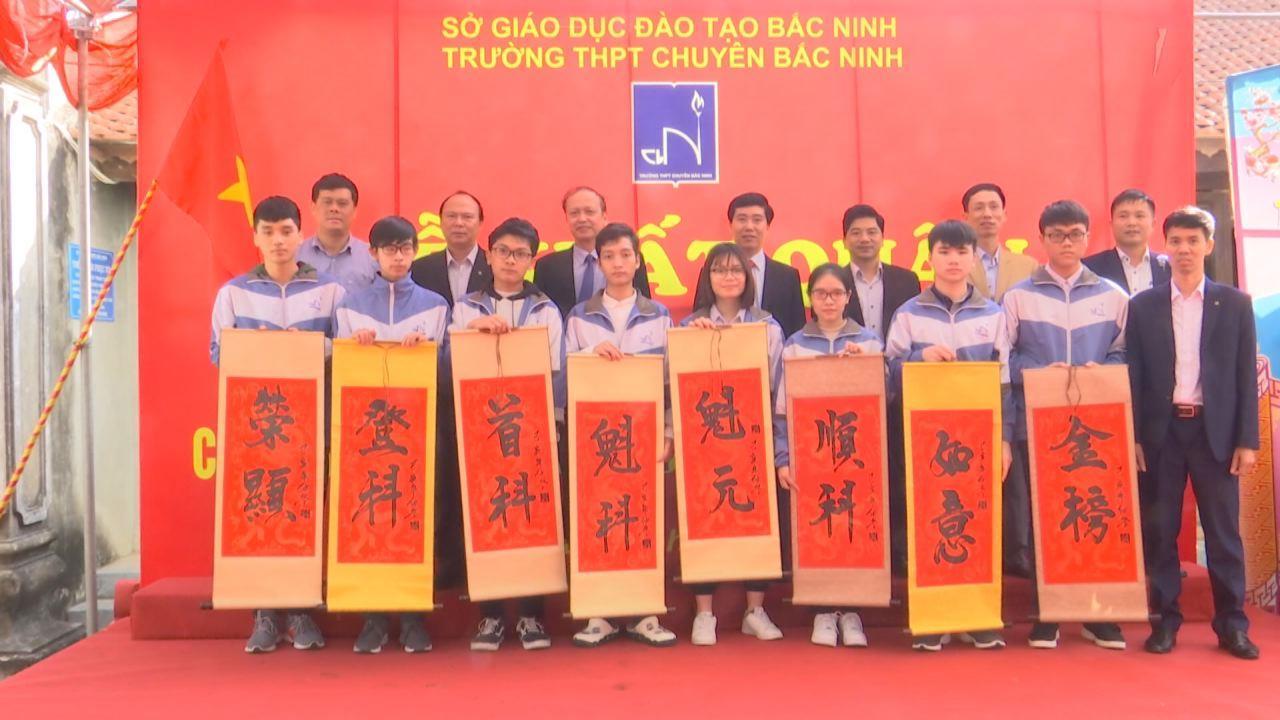 Bắc Ninh đạt 8 giải Nhất kỳ thi học sinh giỏi THPT quốc gia 2020