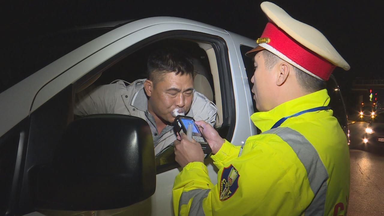 Sau 2 tuần thực hiện Nghị định 100/CP và  Luật Phòng chống tác hại rượu bia tại Bắc Ninh