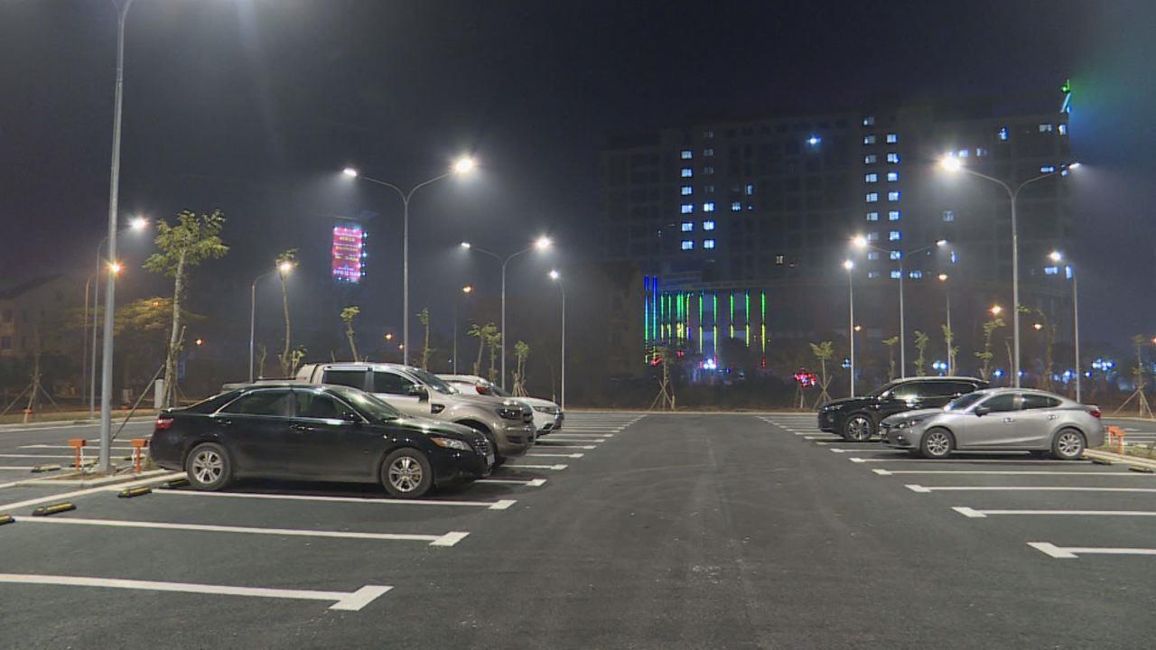 Thành phố Bắc Ninh đưa vào vận hành bãi đỗ xe công cộng thông minh