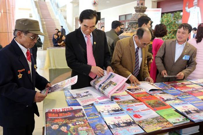 Hội Báo Xuân Canh Tý tỉnh Bắc Ninh -  2020 tổ chức từ mùng 9 đến hết ngày 11 tháng Giêng âm lịch.