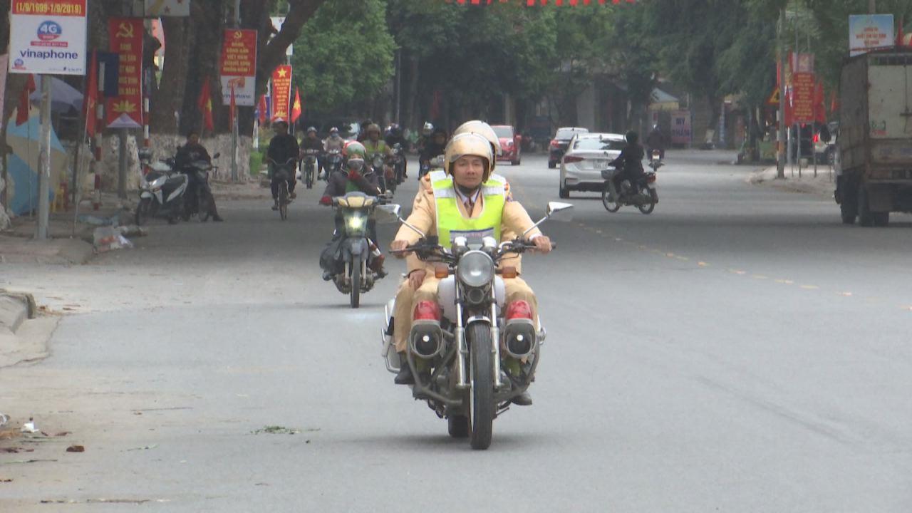 An ninh trật tự, ATGT ngày Tết khu vực phía Nam tỉnh được đảm bảo