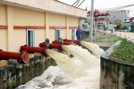 82% diện tích gieo cấy toàn tỉnh đã có nước đổ ải