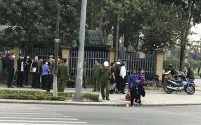 THÔNG CÁO BÁO CHÍ Về trường hợp công dân Hàn Quốc tử vong tại Bắc Ninh