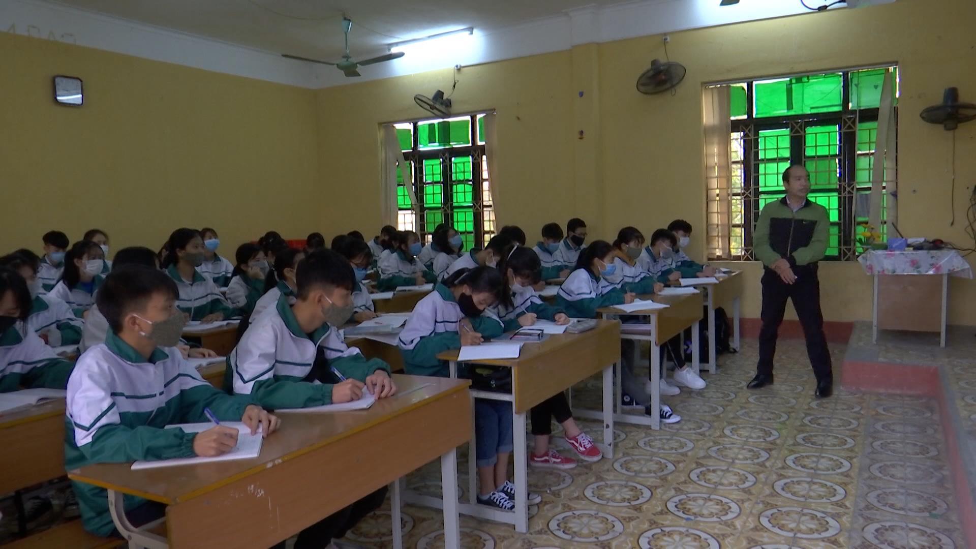 Bắc Ninh: Tỷ lệ học sinh đến trường đạt 99,03%