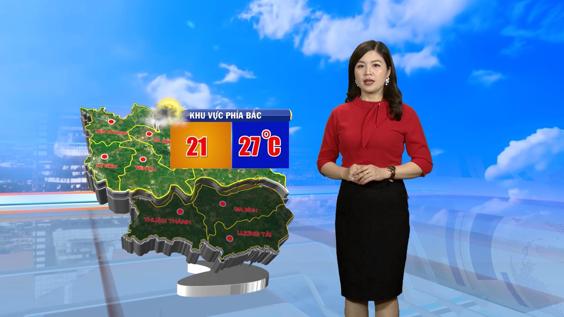 Thời tiết ngày 12/3/2020