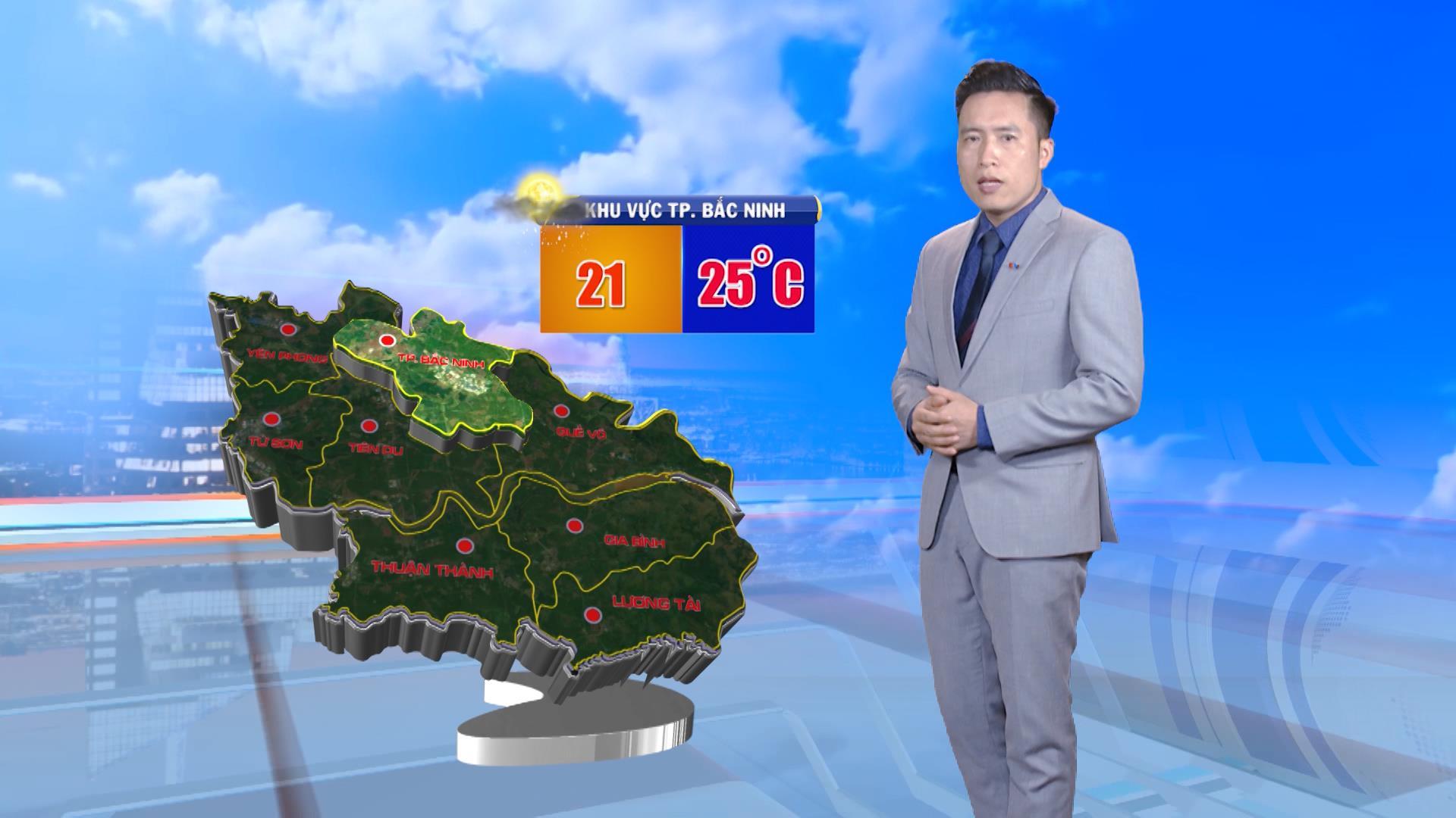 Thời tiết ngày 16.3.2020