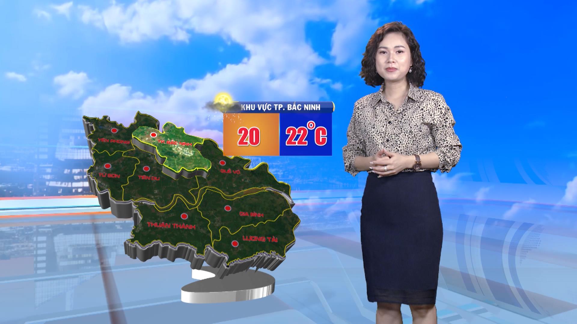 Bản tin dự báo thời tiết đêm 05 ngày 06/8/2019