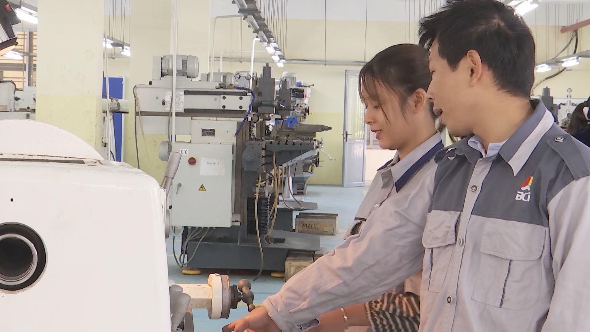 Nâng cao chất lượng trường nghề, góp phần phát triển tỉnh công nghiệp