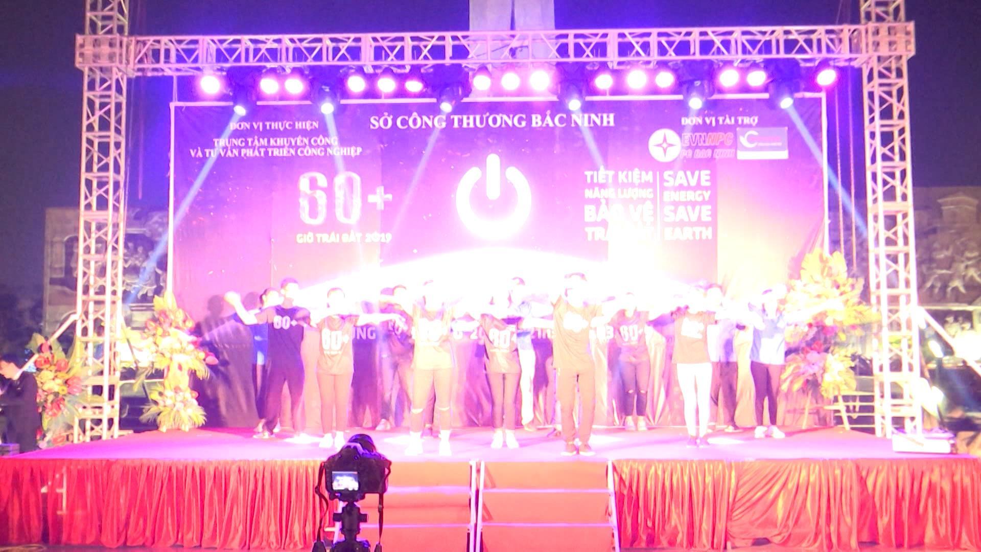 """Bắc Ninh hưởng ứng Chiến dịch """"Giờ Trái đất 2020"""""""