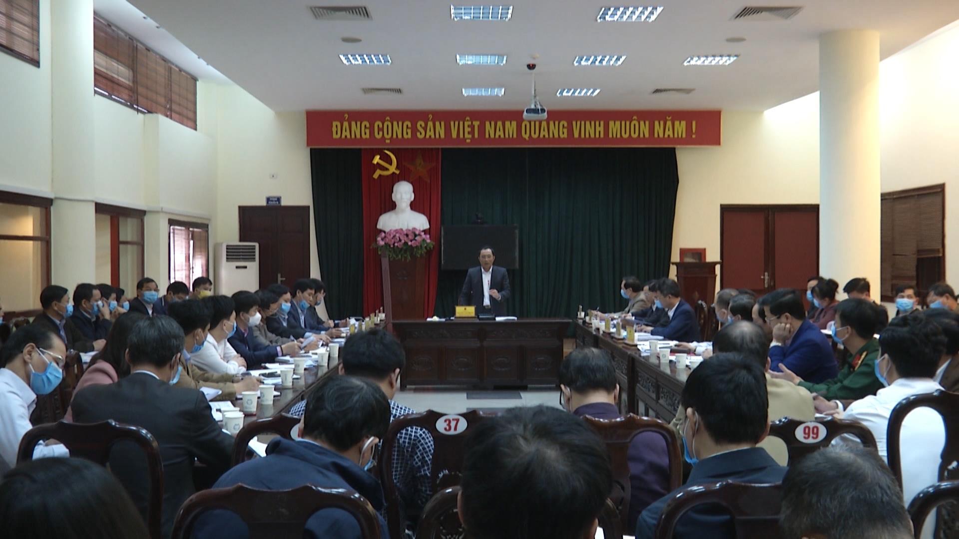 Bắc Ninh triển khai đợt vận động toàn dân ủng hộ phòng chống dịch Covid -19 và đồng bào bị ảnh hưởng hạn hán, xâm nhập mặn