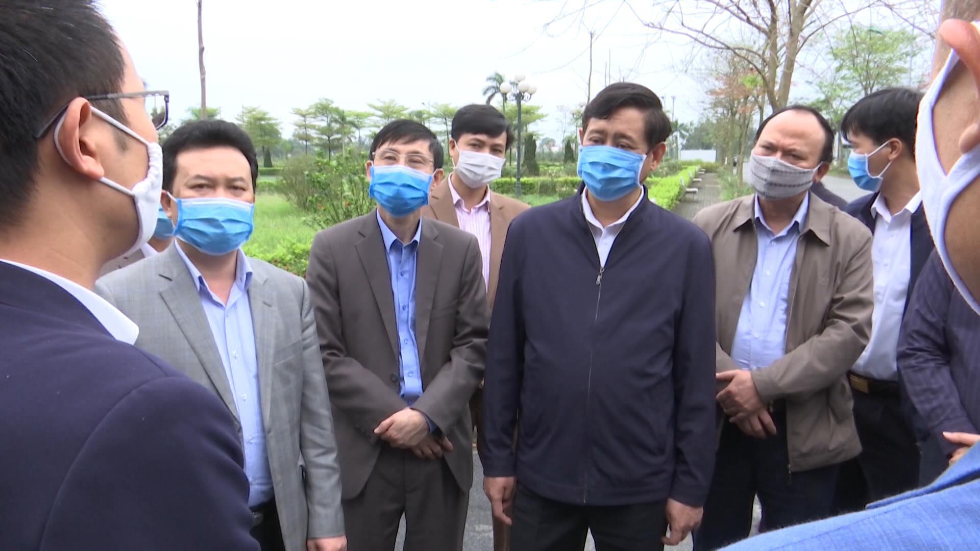 Rà soát, quản lý, giám sát y tế đối với người bệnh, nhân viên y tế khám chữa bệnh tại Bệnh viện Bạch Mai