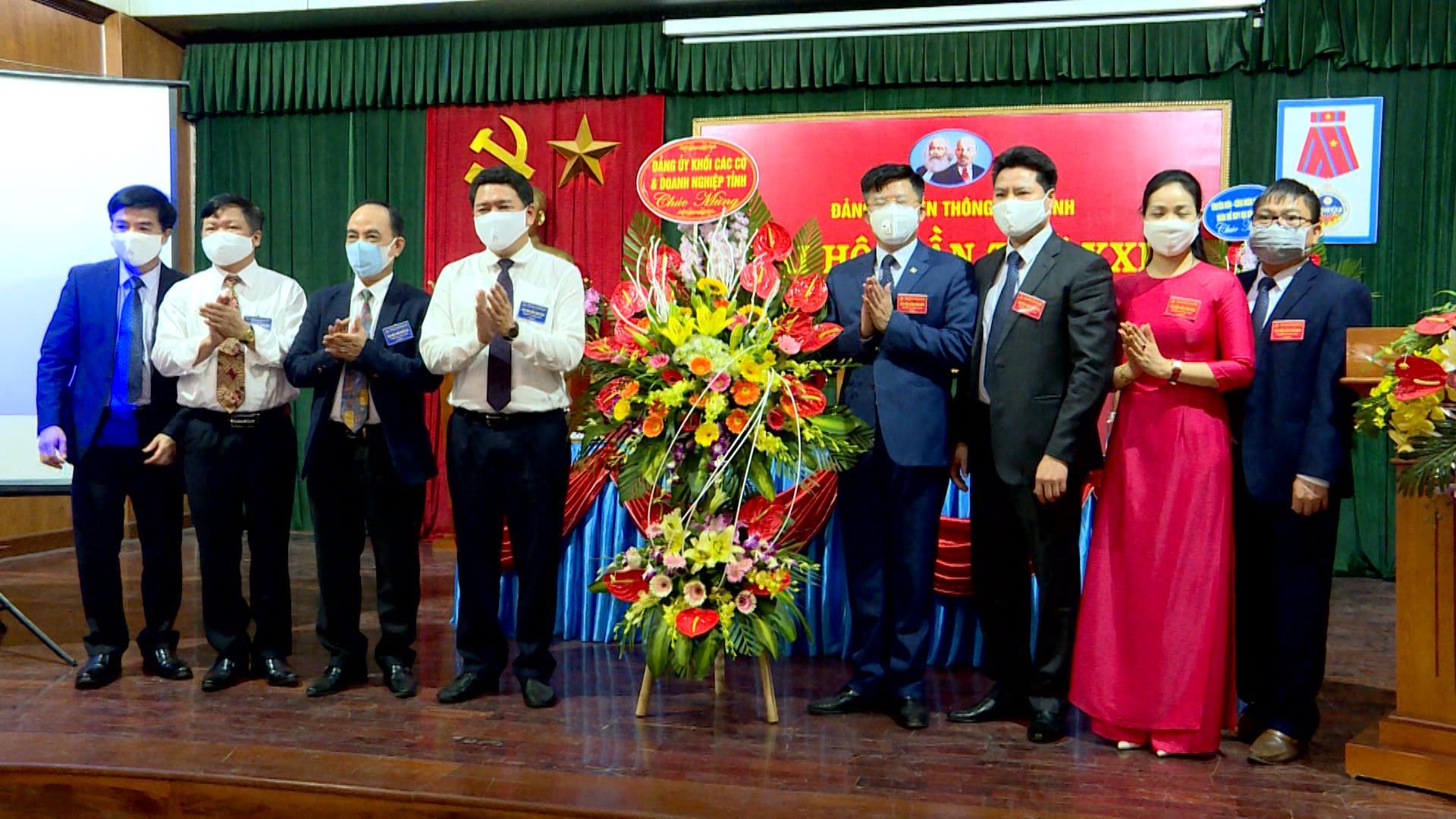 Đại hội Đảng bộ Công ty Viễn thông Bắc Ninh  nhiệm kỳ 2020- 2025