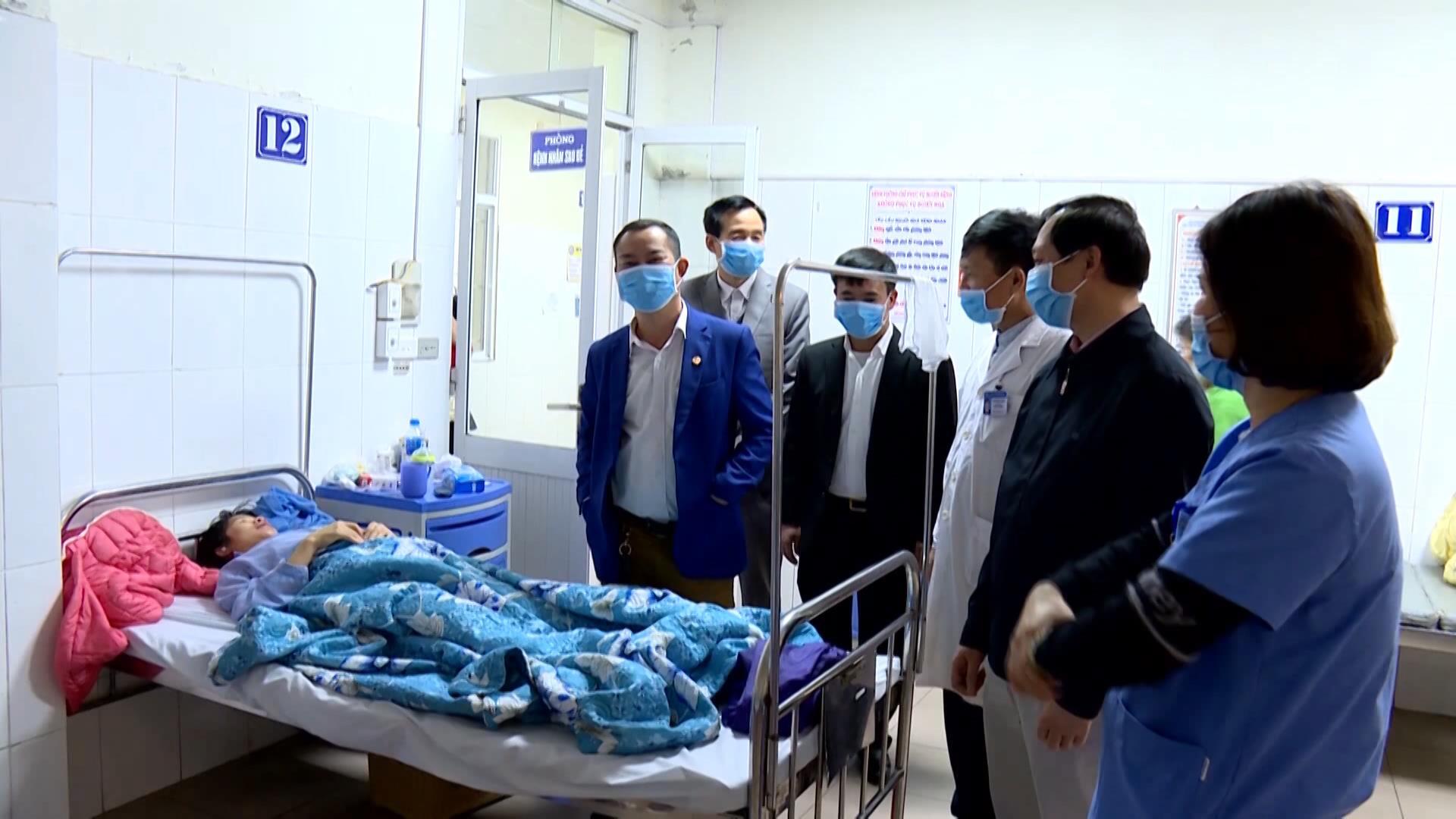 Trung tâm Y tế Quế Võ sẵn sàng tiếp nhận và điều trị bệnh nhân mắc Covid-19
