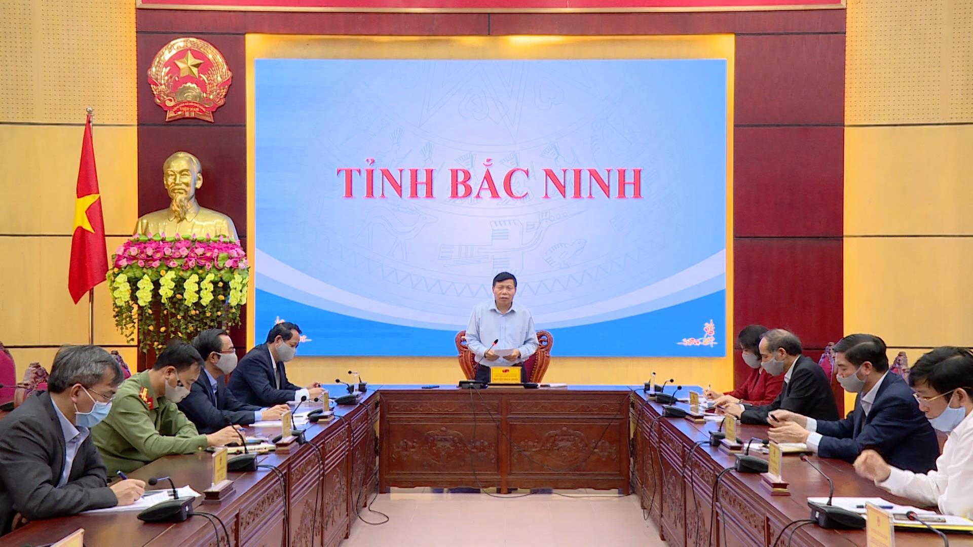 Công bố Quyết định bổ nhiệm Phó Giám đốc Đài PT&TH Bắc Ninh