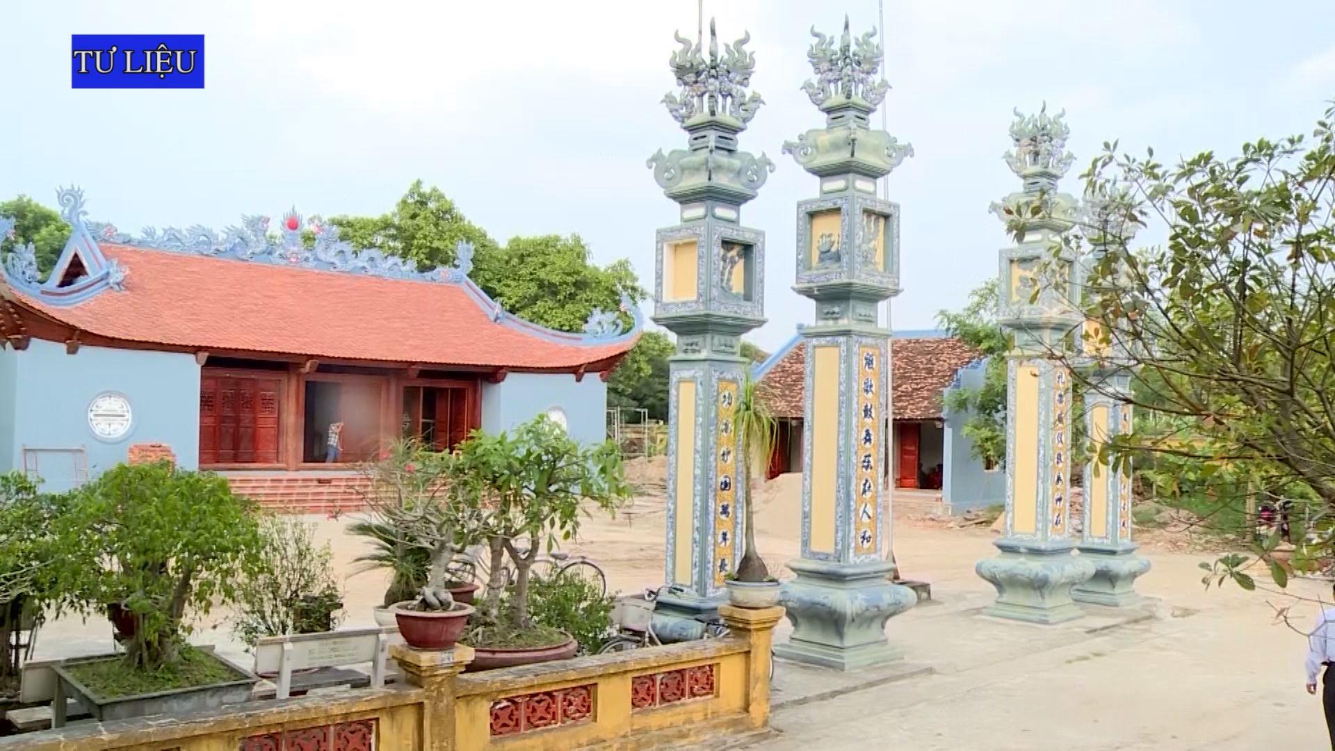 Bắc Ninh phát huy bảo tồn giá trị di sản