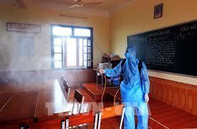 Thành phố Bắc Ninh đảm bảo các điều kiện đón học sinh đi học trở lại