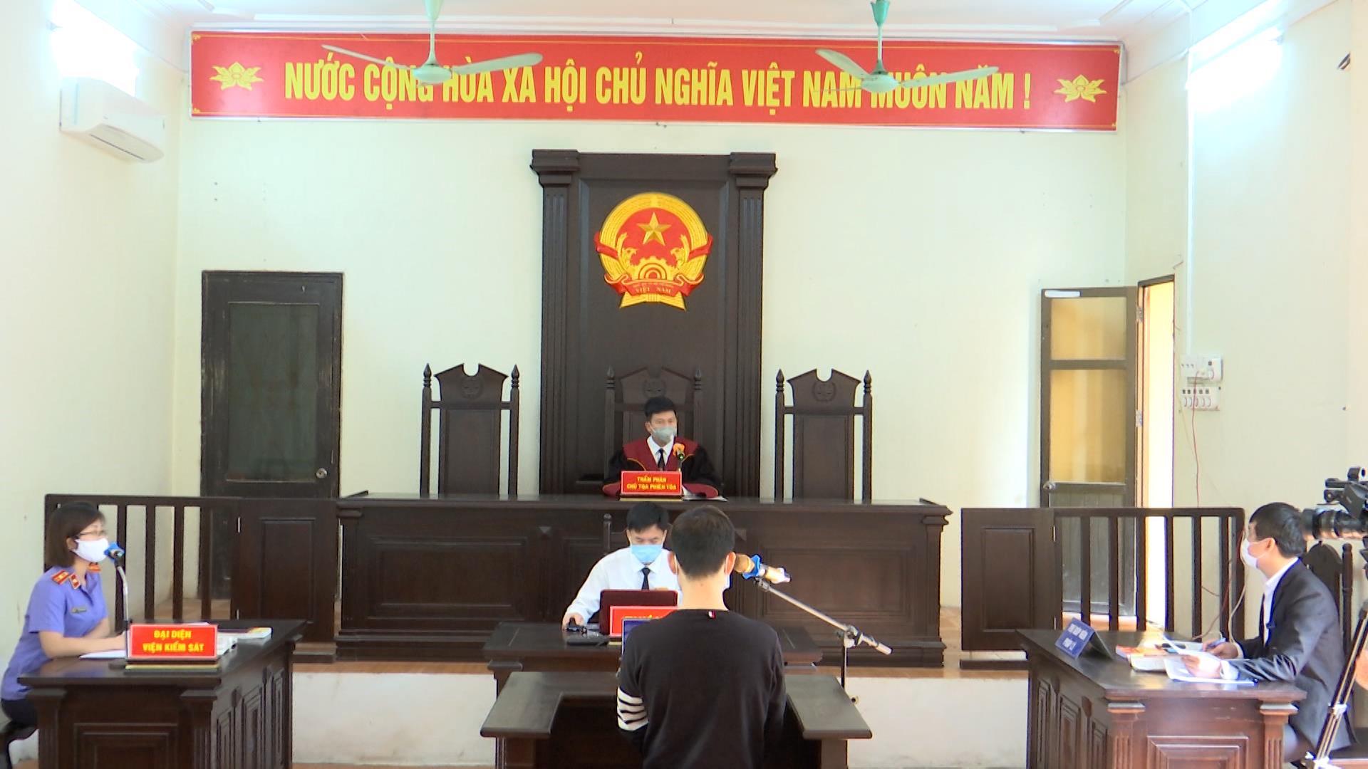 12 tháng tù cho đối tượng chống đối Chốt kiểm soát dịch bệnh Covid-19 tại Tiên Du