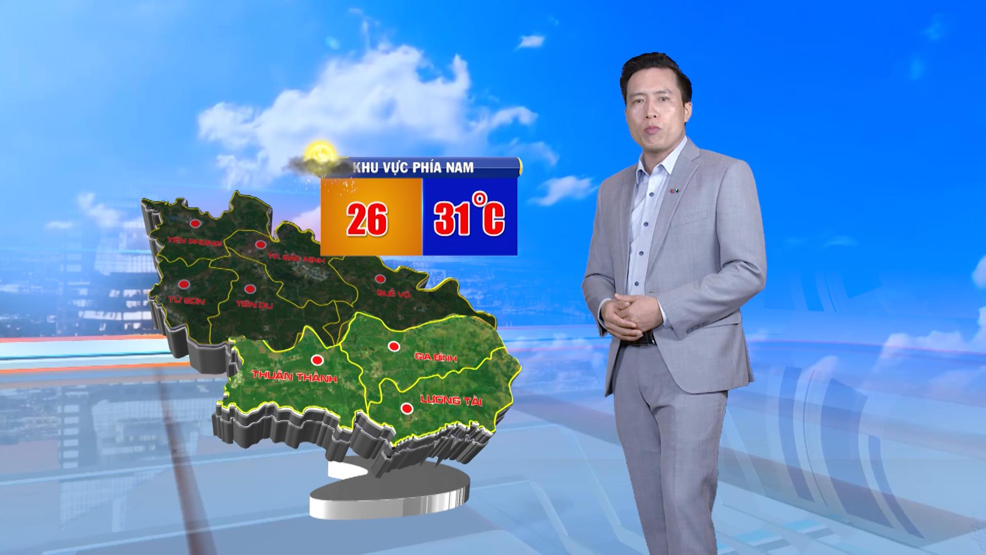Thời tiết 29-5-2020