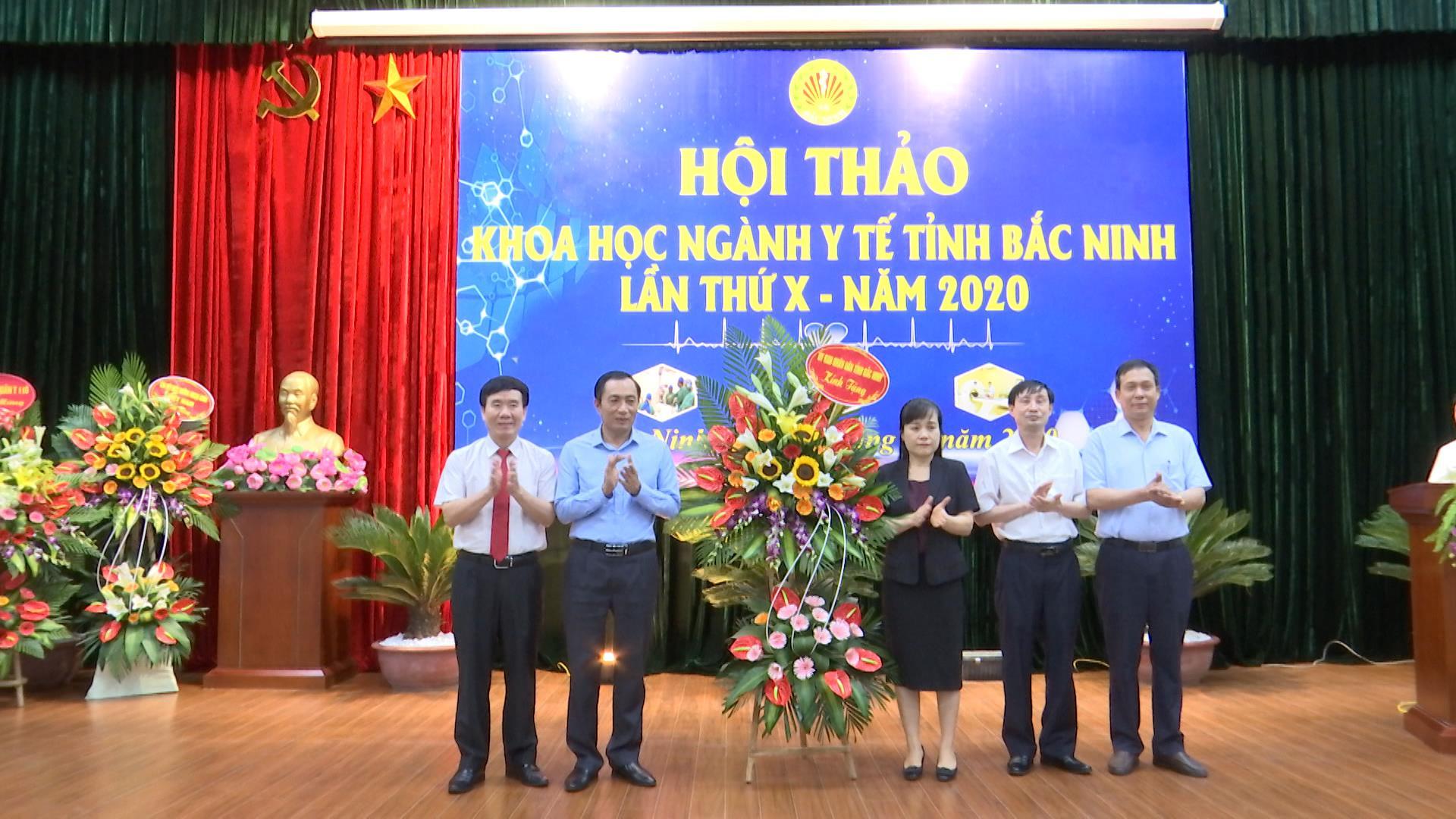 Hội thảo Khoa học Ngành Y tế Bắc Ninh lần thứ X năm 2020