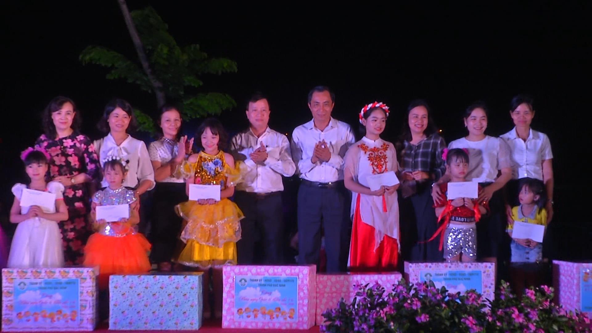 Thành phố Bắc Ninh phát động tháng hành động vì trẻ em năm 2020