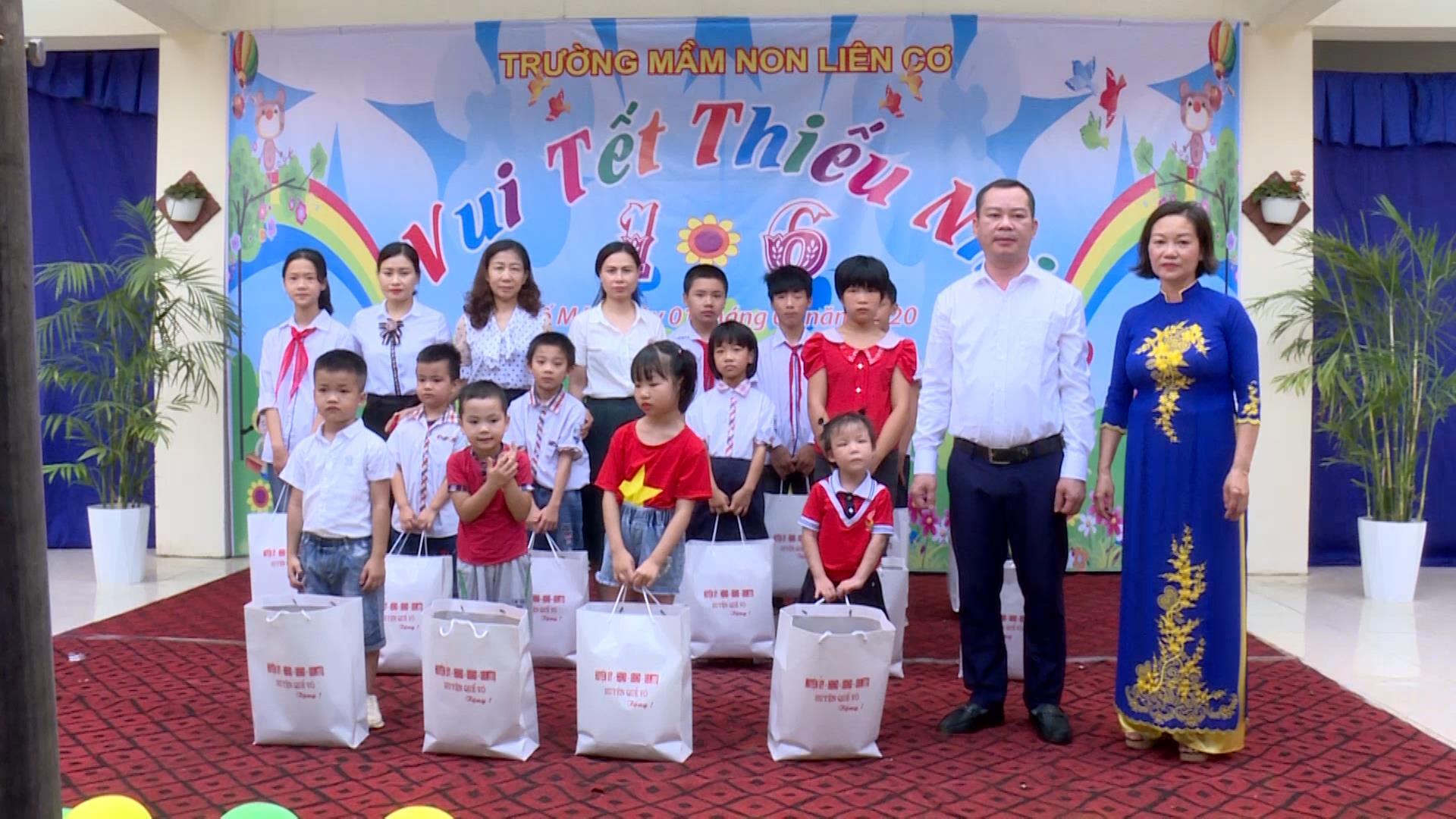 Bắc Ninh: Nhiều hoạt động hướng về thiếu nhi ngày 01/6