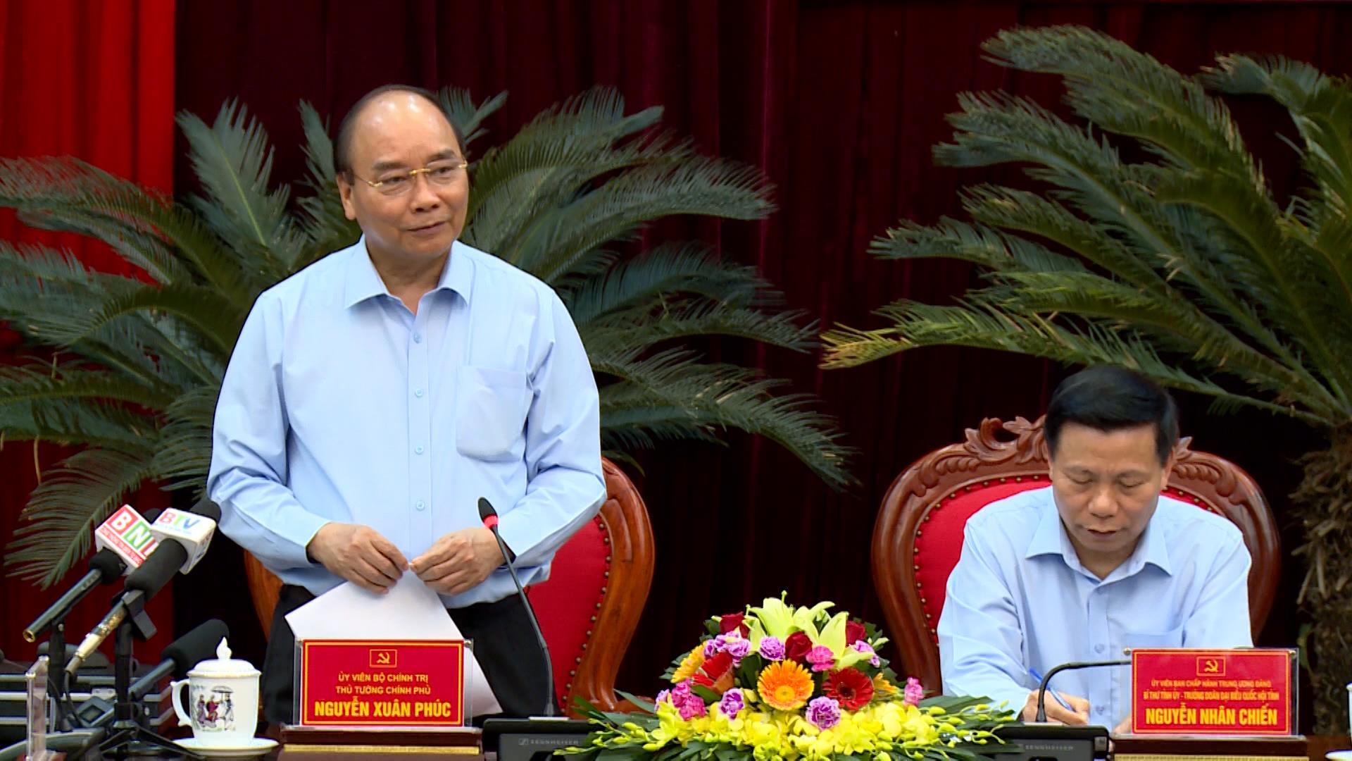 Toàn cảnh chuyến công tác của Thủ tướng Chính phủ tại Bắc Ninh