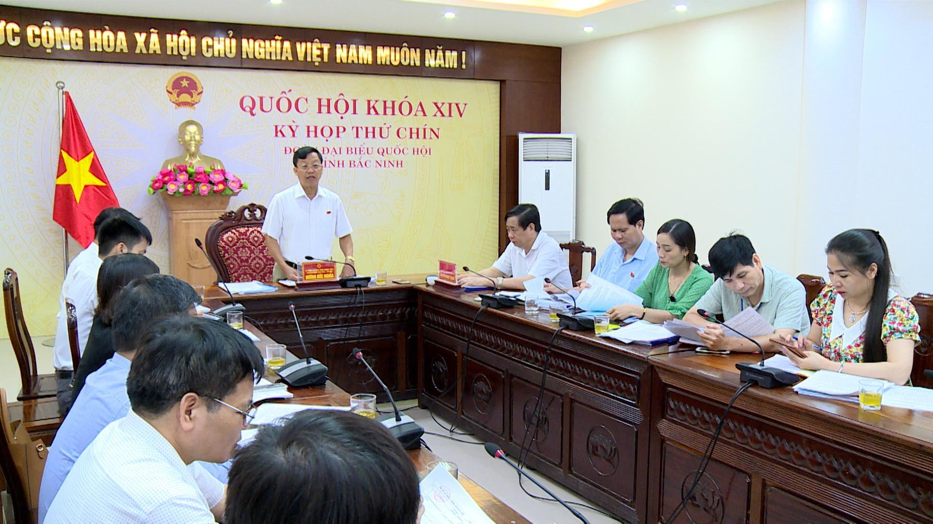 Ban Văn hóa – Xã hội HĐND tỉnh thẩm tra nội dung trình Kỳ họp thứ 18