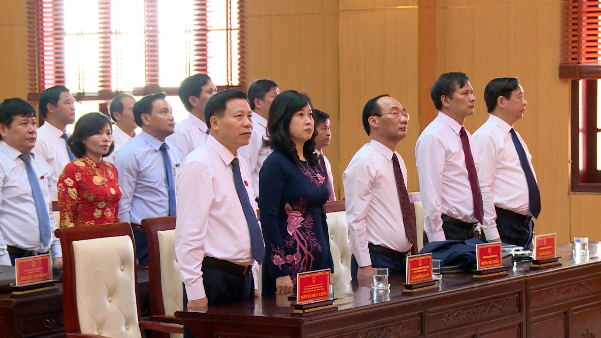 Ghi nhận kỳ họp HĐND tỉnh lần thứ 18