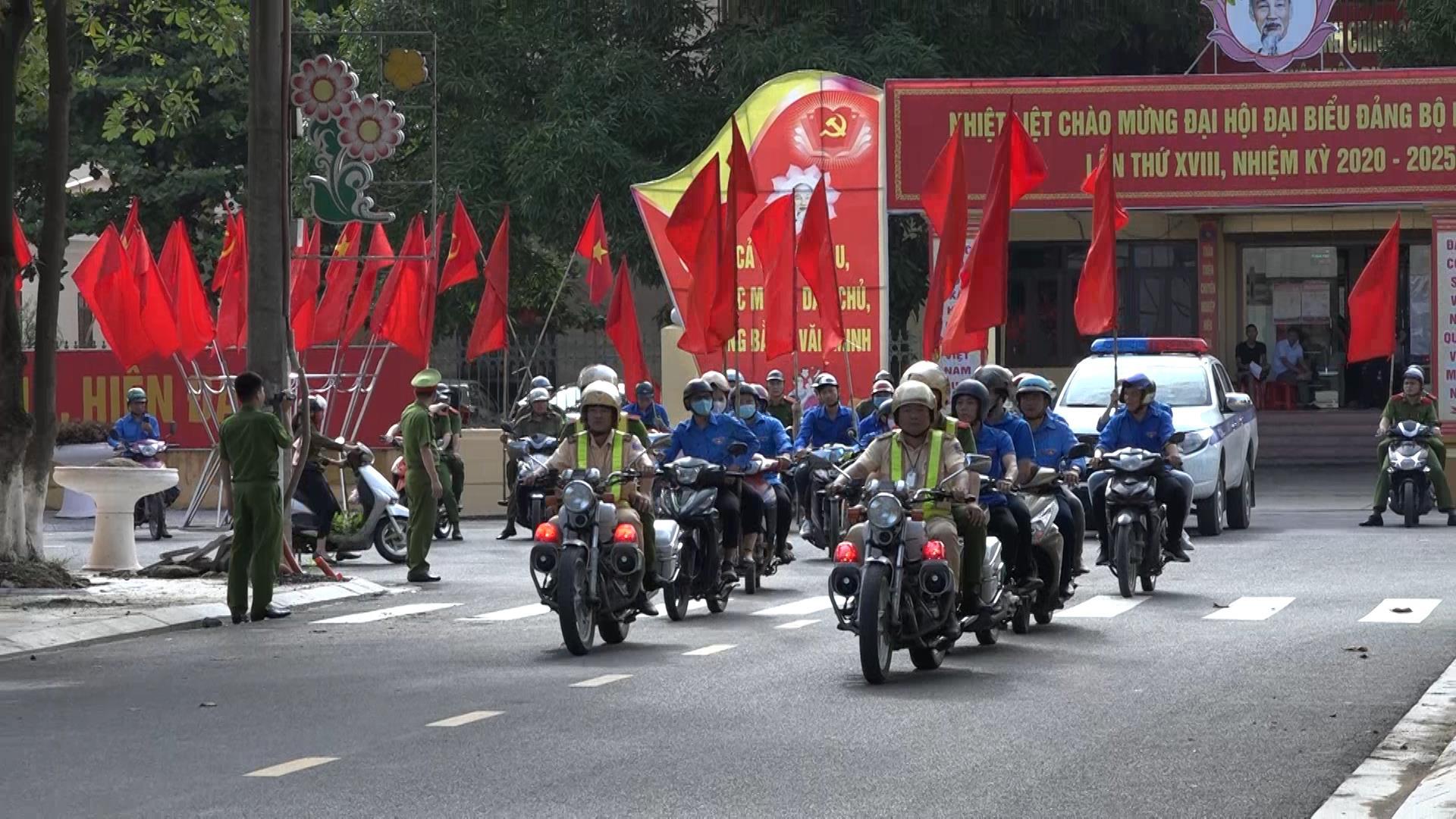 Tiên Du tuyên truyền hưởng ứng Tháng hành động phòng chống ma túy
